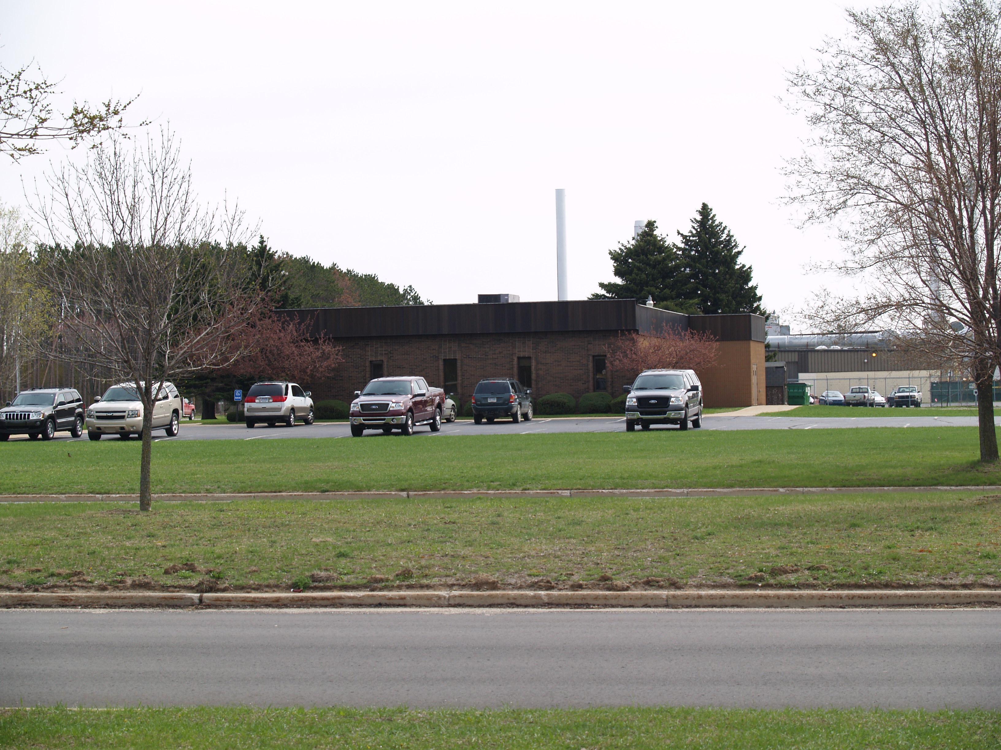 Cadillac MI Official Website Cadillac Industrial Park #4F5F30