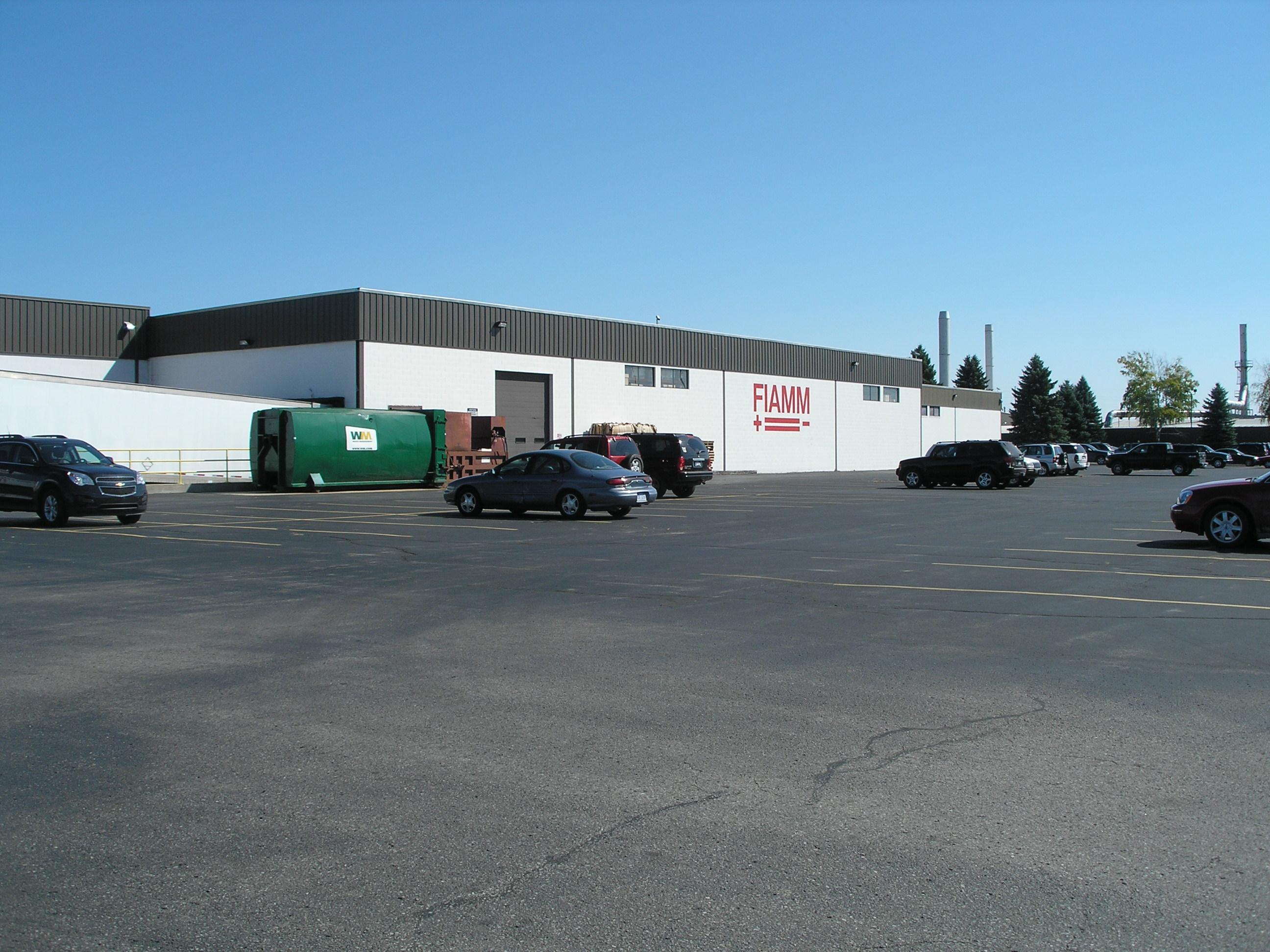 Cadillac MI Official Website Cadillac Industrial Park #226FA9